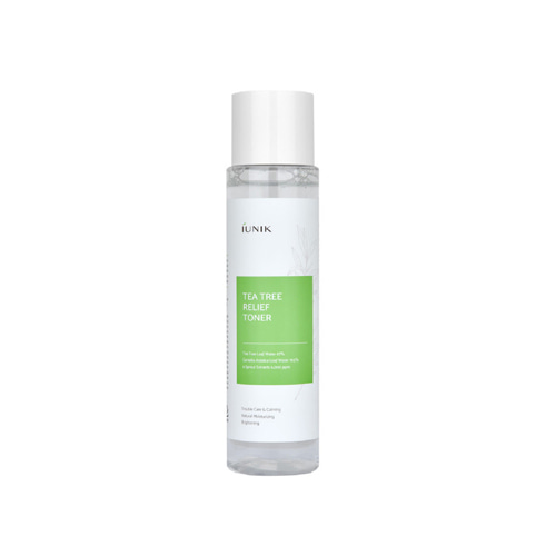 iUNIK Tea Tree Relief Toner 200ml