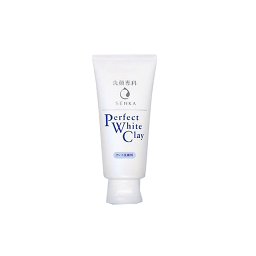SHISEIDO SENKA Perfect White Clay 120g
