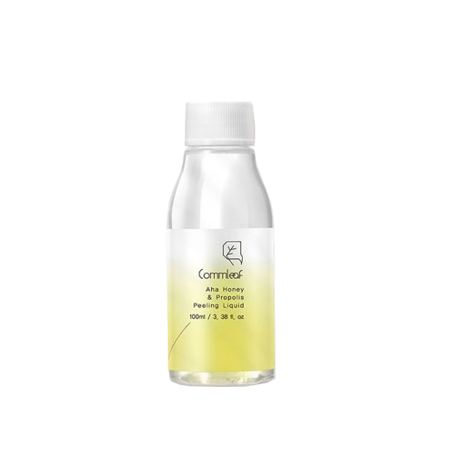 Commleaf AHA Honey & Propolis Peeling Liquid 100ml
