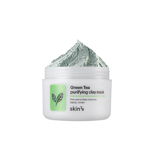 skin79 Green Tea Purifying Clay Mask 100ml