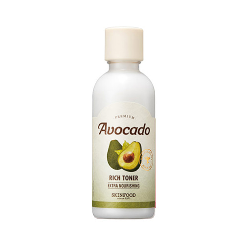 SKINFOOD Premium Avocado Rich Toner 180ml