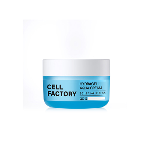 GD11 Cell Factory Hydracell Aqua Cream 50ml