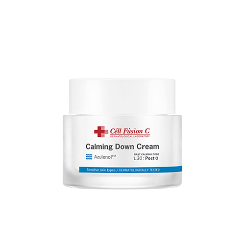 Cell Fusion C Post α Calming Down Cream 50ml