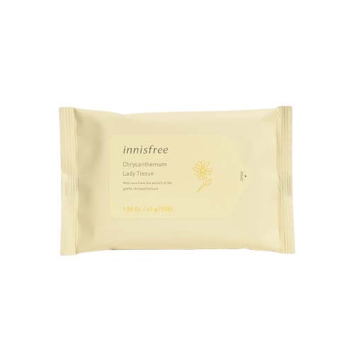 innisfree Chrysanthemum Lady Tissue 10ea
