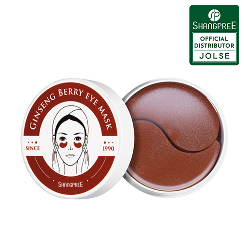 SHANGPREE Ginseng Berry Eye Mask 60ea