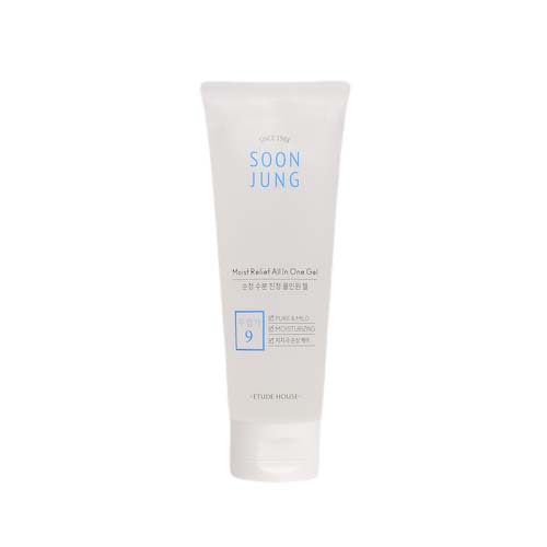 ETUDE HOUSE Soon Jung Moist Relief All In One Gel 120ml