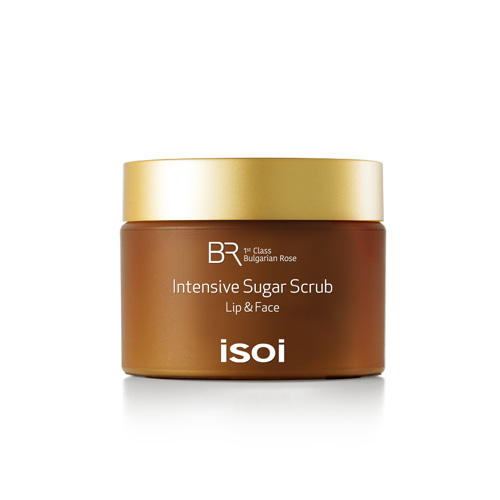 isoi Bulgarian Rose Intensive Sugar Scrub Lip & Face 60g