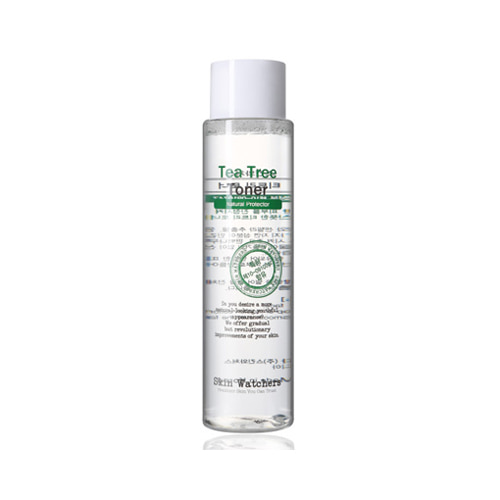 Skin Watchers Tea Tree Toner 140ml