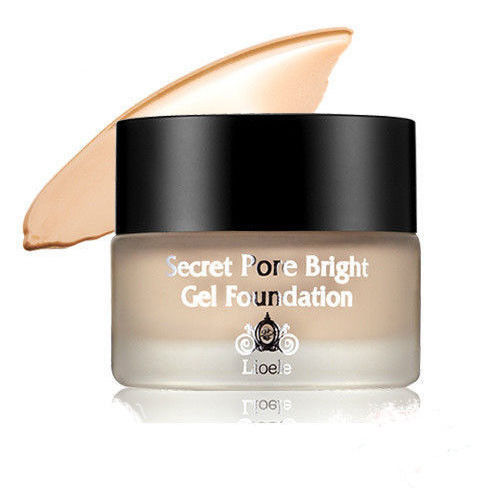 Lioele Secret Pore Bright Gel Foundation 20ml