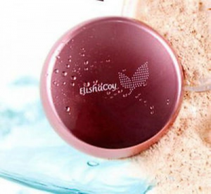 Elishacoy Soft Finish Mineral Powder(15g) #1 Baby Pink