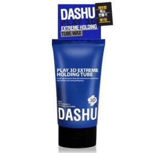 DASHU Play 3D Extreme Holding Tube Wax 80ml