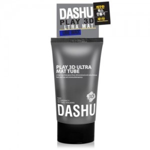 DASHU Play 3D Ultra Mat Tube Wax 80ml