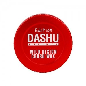 DASHU For Men Premium Wild Design Crush Wax Handy Edition 30ml