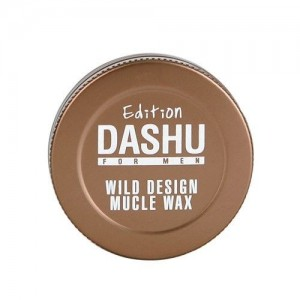 DASHU For Men Premium Wild Design Mucle Wax Handy Edition 30ml