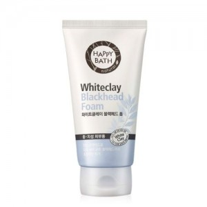 HAPPYBATH Whiteclay Blackhead Foam 150g