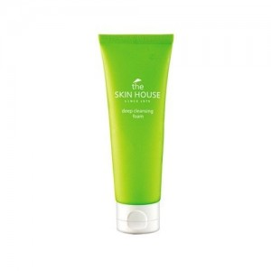 The Skin House Deep Cleansing Foam 120ml