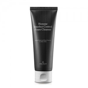 The Skin House Homme Innofect Control Foam Cleanser 120ml Men