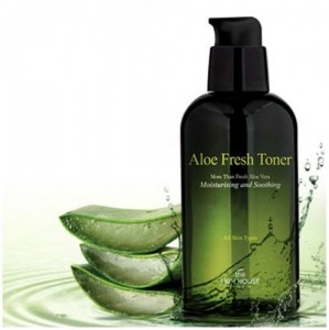The Skin House Aloe Fresh Toner 130ml M