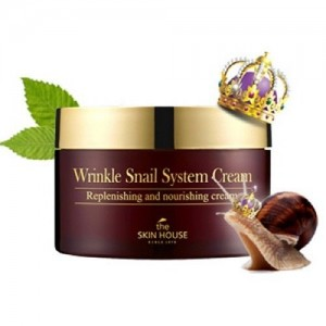 The Skin House Wrinkle Snail System Cream 100ml Replenishing and nourishing cream