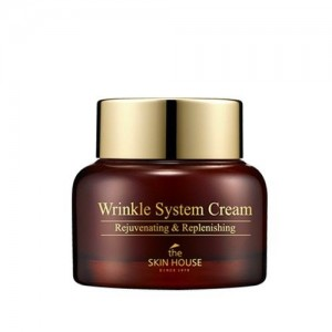 The Skin House Wrinkle System Cream 50ml Rejuvenating & Replenishing