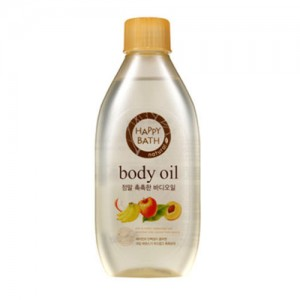 HAPPYBATH Body Oil 250ml (real moisture type)