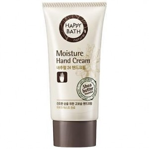 HAPPYBATH Natural 24 Moisture Hand 60ml