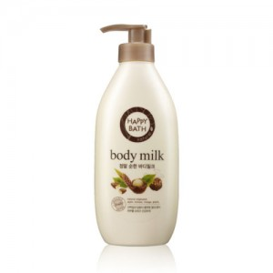 HAPPYBATH Real Mild Body Milk 450ml