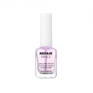 The FACE Shop Repair Nails 10ml No.4 Long Lasting Top Coat