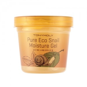 TONYMOLY Pure Eco Snail Moisture Gel 300ml BIG size