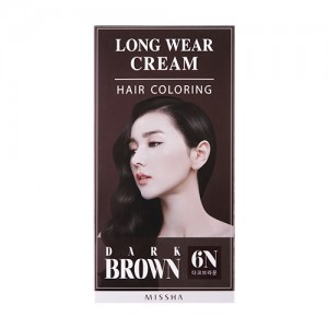 Missha Long Wear Cream Hair Coloring