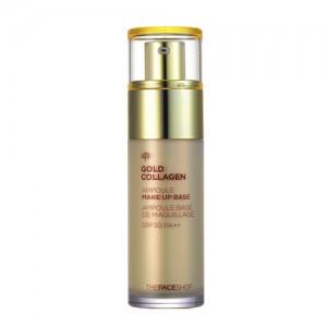 The FACE Shop Gold Collagen Ampoule Makeup Base 40ml