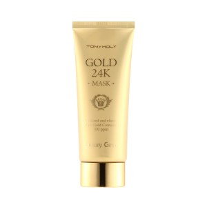 TONYMOLY Luxury Gem Gold 24K Mask 100ml