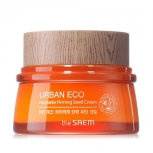 the SAEM Urban Eco Harakeke Firming Seed Cream 60ml