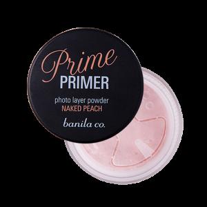 banila co. Prime Primer Photo Layer Powder Naked Peach 12g
