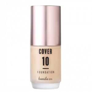 banila co. Cover 10 Perfect Foundation SPF30 PA++ 30ml 3 Colors Pick One!