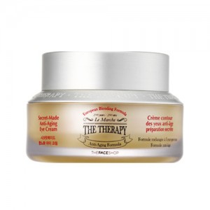 The FACE Shop The Therapy Secret-Made Anti-aging Eye Cream 32ml