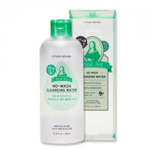 Etude House Real Art No-Wash Cleansing Water 300ml