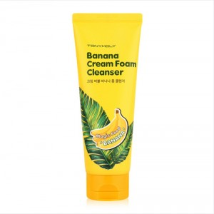 TONYMOLY Magic Food Banana Cream Foam Cleanser 150ml
