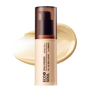 the SAEM Eco Soul Spau Primer SPF30 PA++ 35ml