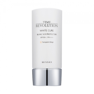 Missha Time Revolution White Cure Blanc Sun Protector SPF50+ PA+++ 50g