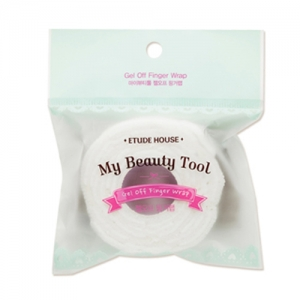 ETUDE HOUSE My Beauty Tool Gel Off Finger Wrap 75*25mm