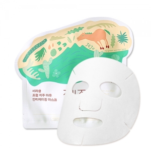 Ciracle From Jeju Mayu Anti-Aging Mask 21g*10ea