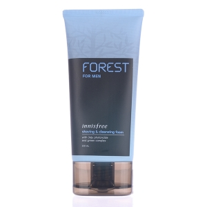 Innisfree forest for men shaving & cleansing foam 150ml