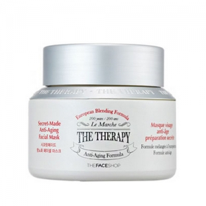 The FACE Shop The Therapy Secret-made Anti-aging Facial Mask 120ml