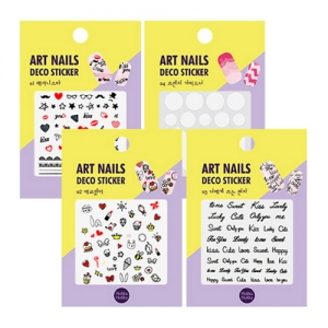Holika Holika Art Nails Deco Sticker 1ea