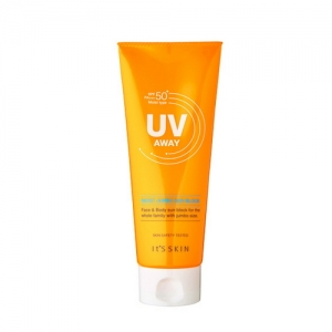 It's skin UV Away Moist Jumbo Sun Block 150ml Face & Body