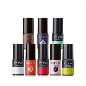 [MD] the SAEM Eco Soul Nail Collection UV GEL 5g