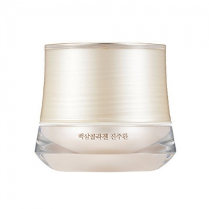 The FACE Shop White Ginseng Collagen Pearl Capsule Cream 50g