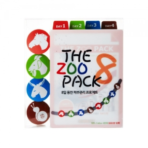 Juntenshi The Zoo Pack 35g*8ea