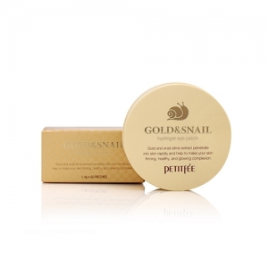 Petitfee Gold & Snail Eye Patch 60ea (30days)